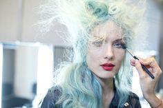 Urban Native trend, 2014. Haute Couture interpretation by Hester Wernert-Rijn #TrendVision