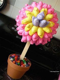 Peep Easter Tree!