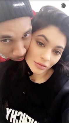 Kylie and tyga...kyga