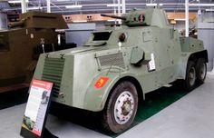 vintage armored car   d1af7d83d7 ar13 Impressive Vintage Armoured Cars