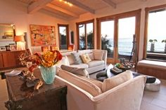 Houzz is a fantastic website with thousands of pix of beautiful and quirky living spaces