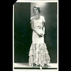 Robe de la maison Molyneux pour 1932