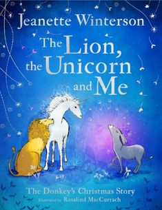 The Lion, The Unicorn and Me by Jeanette Winterson http://www.amazon.com/dp/1407109057/ref=cm_sw_r_pi_dp_ZJkuvb0FS5K71