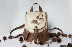 женские кожаные рюкзаки - Поиск в Google