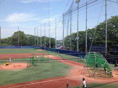 Training Ground of Kokushikan Univ.(machida, Tokyo)