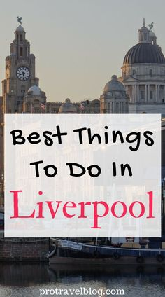 Here's my list of the best things to do in Liverpool! These are the fun things to do in Liverpool for a weekend or when visiting as a tourist! Check out my list here.