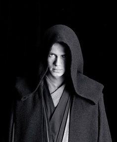 Anakin. Totally reminds me of Luke in episode VI.