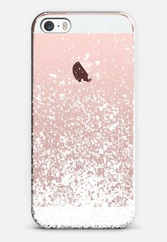 white sparkly day iPhone SE case by Marianna | Casetify