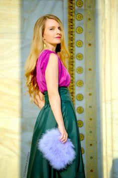 barefoot duchess: Jewel Tones // Emerald & Amethyst #lynne #chicwish #riverisland Jewel Tones, Barefoot, Emerald, Fashion Beauty, Amethyst, Aurora Sleeping Beauty, Topshop, Tulle, Jewels