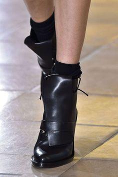 60b456f98276 Tendances chaussures défilés automne-hiver 2015-2016