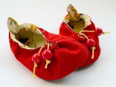 Kindegarden Cherry Soft Shoe Pattern
