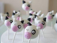 cows (lollipops?)