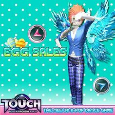 "Yo ProGamers !    Touch - Prodigy Infinitech new update "" Thanksgiving egg ""   New mount , new fashion ? check it out !  : http://touch.prodigy.co.id/thanksgiving-egg/    #WeGotGames http://prodigy.co.id/  Follow Us On Instagram @prodigy.infinitech http://bit.ly/iProdigy"
