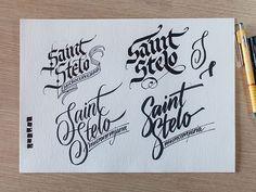 03b 20 Inspiring Logo Sketches