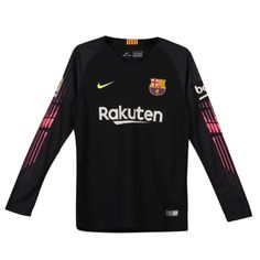 a4898252d Barcelona T-shirts NIKE 2018-2019 Barcelona Home Goalkeeper Football Soccer  T-Shirt