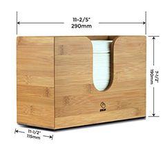 Wooden Mallet™ CFold/MultiFold Paper Towel Dispenser