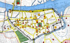 Medieval Dublin superimposed on the Modern City map Dublin Map, Dublin City, Dublin Ireland, Viking Age, Modern City, City Maps, Book Projects, Local History, Historical Maps