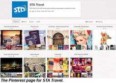 Travel companies see potential in scrapbooking site Pinterest