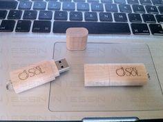 USB-Ecológica Nature Marcado: Grabado Láser