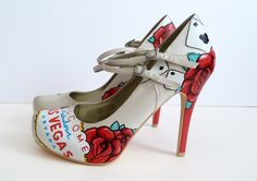 Welcome to fabulous Las Vegas - Wedding Shoes