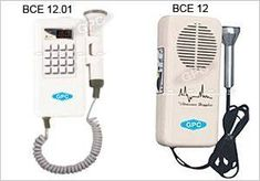 GPC Medical from Delhi, India is a manufacturer, supplier of Portable Foetal Heart Monitor at a reasonable price. Heart Rate, Landline Phone, Monitor, Medical, Instruments, Babies, Babys, Musical Instruments, Newborns