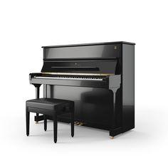 Steinway pianoforte verticale V-125