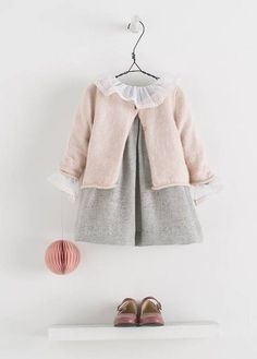 cute kids outfit for spring! Little Girl Outfits, Cute Outfits For Kids, Cute Kids, Little Girl Fashion, Toddler Fashion, Kids Fashion, Fashion Clothes, Fashion Tights, Fashion Outfits