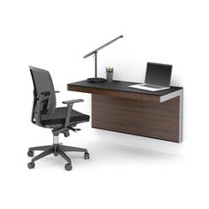 FREE SHIPPING! Shop AllModern for BDI Sequel Wall-Mounted Desk - Great Deals on all  products with the best selection to choose from!