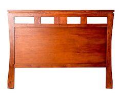 Cabecero en madera de caoba - 160x120 cm