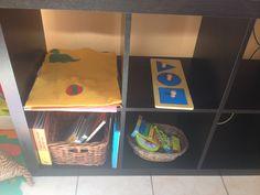 Quiet book, livros, material de encaixe e instrumentos musicais