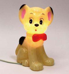 Tezuka light dog