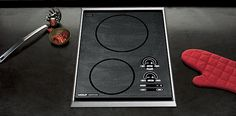 In addition to the gas range, we have selected this two burner induction stove top.  Induction boils so rapidly and I'm use to cooking on one.