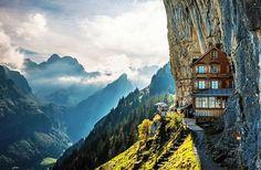 Ascher-Cliff Switzerland