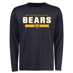 Northern Colorado Bears Team Strong Long Sleeve T-Shirt - Navy