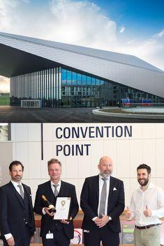 AND THE WINNER IS: In der Kategorie «Kongresslocations» vom Swiss Location Award 2019 hat das SwissTech Convention Center in Lausanne den 1. Platz erreicht, der SIX Convention Point in Zürich hat den Publikumspreis gewonnen.