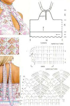 top+crochet+patron+con+lazo+al+cuello0.jpg (526×800)