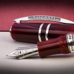 Visconti Homo Sapiens Chiantishire Limited edition #Visconti #viscontipen #chiantishire #chianti #redwine #madeinflorence #fountainpen #penandink #limitededition #fpg #fountainpengeeks #fp #madeinitaly #penshop #cavour43 #casadellastilografica