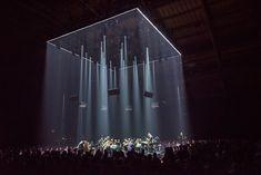 Last October 6 and 7 in New York, Park Avenue Armory presented an unprecedented . Stage Set Design, Church Stage Design, Theatre Design, Event Lighting, Stage Lighting, Lighting Design, Bühnen Design, Store Design, Event Design