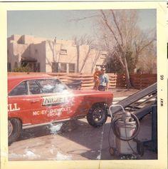 Dick Harrell Lightning Aircraft, Chevy, Chevrolet, Funny Cars, Vintage Race Car, Drag Cars, Car Humor, Station Wagon, Drag Racing
