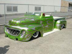 Green Lead Sled Pickup !