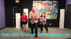 Love the Lord (Action Video) - Brad Guldemond - Let It Out - Kids Worship Kids Worship Songs, Let It Out, Sunday School Lessons, Love The Lord, Action, Group Action