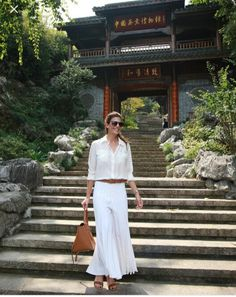 Awada China, Casual Chic, Lace Skirt, Bodice, White Dress, Instagram, Glamour, My Style, Blouse
