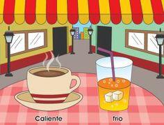 bebidas frias ,bebidas calientes