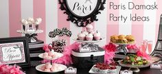 trendy shabby chic dance party venue themes and decor - Google Search