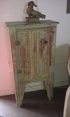 Jelly Cabinet wainscot / made this in Santa Rosa/ love this design just enough wood to make one. :) S. Jorgensen