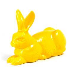 Statue Lapin Jaune - Animal en resine - 39 x 26 x 15 cm Description du modèle :Lapin couché, couleur jaune, finition vernie laquéeCaractéristiques :Référence du modèle : ART074Marque : Anim'Art: 39 x 26 x 15 cm (Longueur x hauteur x largeur)Poids : 1,80 Kg