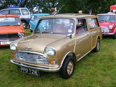 Radford traveller Coach Builders, Mini Countryman, West Midlands, Old English, Classic Mini, Newcastle, My Favorite Color, Motor Car, Surfing