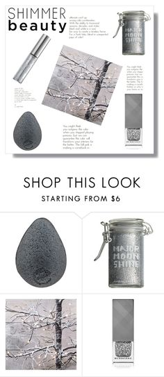 """Winter's Grey;; RTD;; TS February 2"" by novascotias4ever ❤ liked on Polyvore featuring beauty, Major Moonshine, Burberry, Urban Decay, grey, shimmer, polyvoreeditorial and NSBeauty"