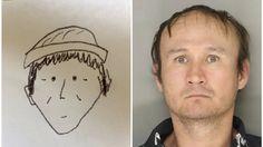 #CURIOSAS Identifican a un delincuente en Pensilvania con un boceto hecho por un testigo: Follow @DonfelixSPM Hung Phuoc Nguyen había…