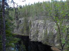Hiidenportti National Park. Photo: Metsähallitus/Eeva Pulkkinen